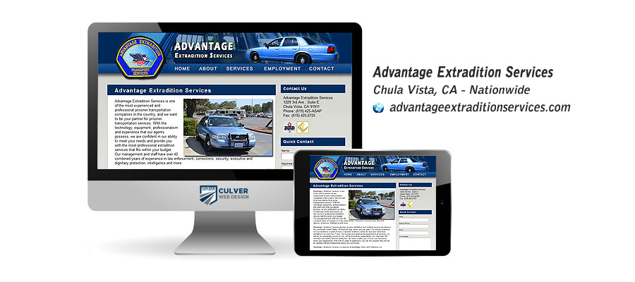 Culver Web Design